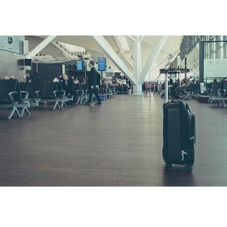 空港のポーター